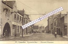 """CAPPELLEN-KAPELLEN """" HOEVENSCHE BAAN-LUX PALACE"""" HOELEN N°489  UITGIFTE 1939 TYPE 10 - Kapellen"""
