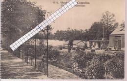 """CAPPELLEN-KAPELLEN""""BEUKENHOF-MOESTUIN MET ROZENLAAN-PERGOLA-TUINZICHT""""HOELEN N°9526 TYPE 9 UITGIFTE 1927 - Kapellen"""