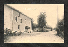 38 - BREZINS - La Route - TBE - Altri Comuni