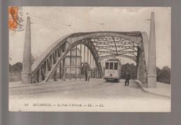 C.P.A   DE   MULHOUSE  -- LE PONT  D' ALTKIRCH - Mulhouse