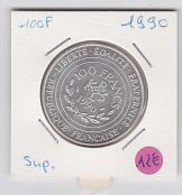 100frs Charlemagne 1990 - N. 100 Francs