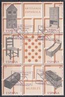ESPAÑA 1991 Nº 3127/32 USADO 1º DIA - 1991-00 Usati