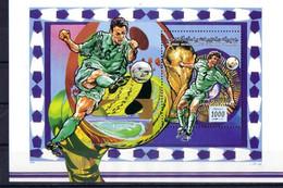 Soccer World Cup 1998 - LIBYA - S/S MNH - 1998 – France