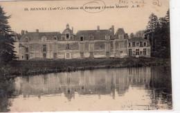 Rennes (35) - Château De Bréquigny. - Rennes