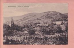 OLD POSTCARD -   GREECE - PSITHOS - ITALIAN-TURKEY WAR 1912 - PRISONNIERS TURCS - TURKISH PRISONERS - Grecia