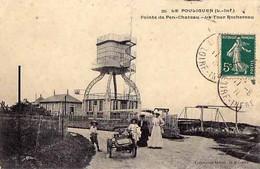 44 - LE POULIGUEN - Pointe De Pen-Chateau - La Tour Rochereau - - Le Pouliguen