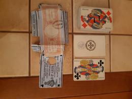 Jeux De Cartes - Fiscale Zegels
