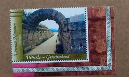 Vi04-02 Nations Unies (Vienne) : Patrimoine Mondial - La Grèce Antique / Ruines De La Voûte D'entrée Du Stade Olympie - Unused Stamps