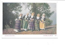 GRÈCE - Costumes De Mégara. - Grecia