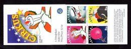 SUEDE 2002 - CARNET  YT C2275 - Facit H540 - Neuf ** MNH - Europa, Le Cirque - 1981-..