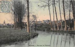 HERMES - Vue Sur Le Thérain (carte Toilée) - Sonstige Gemeinden