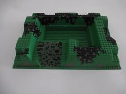 LEGO : Plaque De Base 3D - Base 6261 - Lotti