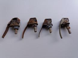 Allumeur Et Cuillère De Grenade - Armas De Colección