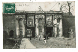 CPA Carte Postale France Lille- Porte De Tournai -1908  VM24892p - Lille