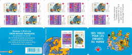 FRANCE 2007 - Croix-Rouge Les Enfants, Que Tous Les Enfants… - Bande Carnet N° BC 2056 Non Pliée Neuf ** - Rotes Kreuz