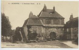 Auxonne - L'ancienne Porte ** Belle Cpa - Tbé ** Ed Poulin N°5 (phototypie Daniel Delboy à Mirecourt) - Auxonne
