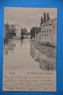 Lierre 1906: La Nethe Et Le Pont D'Aragon - Lier