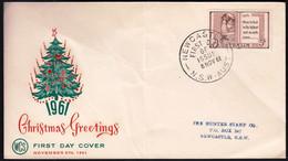 Australia 1961 / Christianity, Christmas - Navidad