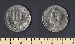 Salvador 10 Centavo 1985 - El Salvador