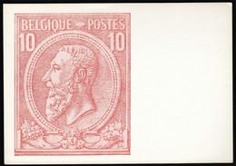 Belgium 1884 King Leopold II 10c - 1884-1891 Leopold II