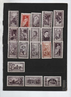 Vignettes De St Vincent De Paul - Andere