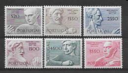 Portugal N°1110/1115 - Neuf ** Sans Charnière - TB - Unused Stamps