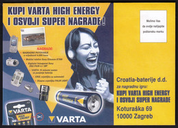 Croatia / Varta High Energy Batteries, Croatia Baterije D.d. - Sonstige