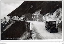 63  - LE PUY DE DOME -Autoroute Du Puy- De - Dome - Unclassified
