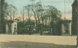 Amsterdam 1908; Natura Artis Magistra (ZOO) - Gelopen. - Amsterdam