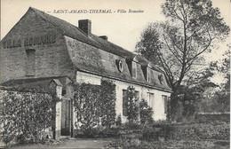 CARTE POSTALE SAINT-AMAND-THERMAL (SAINT-AMAND-LES-EAUX) - VILLA ROMAINE - Saint Amand Les Eaux