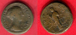 FAUSTINE II   (c 179) TB 30 - 3. The Anthonines (96 AD To 192 AD)