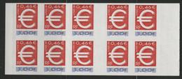 CARNET DE 10 TIMBRES EURO 0,46 € N° 3215C1 Cote 15 € Vendu à La Valeur Faciale = 4,60 € - Uso Corrente