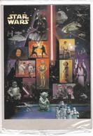 USA Scott # 4143       2007 Star Wars  Pane Of 15   41c  Mint NH  (MNH) - Neufs