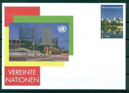 Nations Unies Vienne 2010 - Entier Postal  € 1,40 - Cartas