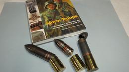 SUPERBE ET RARE OBUS DE 37mm AUTRICHIEN Mod 1916 !!! - 1914-18