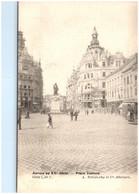ANVERS - Place Teniers - Antwerpen