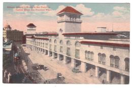 CUBA - HABANA : Aduana Y Muelle De San Francisco  (carte Animée) - Cuba