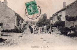 VELLOREILLE  La Grande Rue - Sonstige Gemeinden
