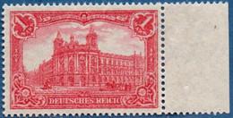Germany 1915 Germania 1 Mk Deutches Reich (25:17 Perforation Holes) 1 Value MNH 2012.0922 - Ungebraucht