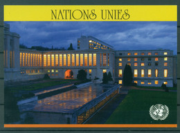 Nations Unies Genève  2009 - Entier Postal  F.s. 1,80 - Cartas