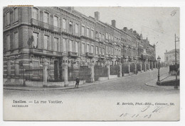 IXELLES - La Rue Vautier - Bertels, Phot.-Edit - Altri