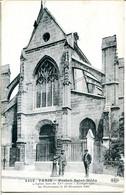 75005 PARIS - Portail De Saint-Médard (XVe Siècle) - 14 Rue Mouffetard - Paris (05)