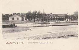 Carcassonne La Gare - Carcassonne