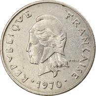 Monnaie, Nouvelle-Calédonie, 20 Francs, 1970, Paris, TTB+, Nickel, KM:6 - New Caledonia
