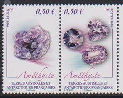 French Antarctic Territory - TAAF (2020) - Set -  /  Minerals - Mineraux - Minerals