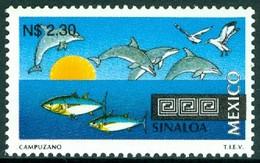 MEXICO 1995 TOURISM DEFINITIVES, 2.30p SINALOA, MARINE LIFE** (MNH) - Mexico