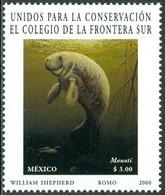MEXICO 2000 NATURE CONSERVATION, MANATEE** (MNH) - Mexiko