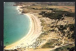 AK-84738   -  Pleherel Plage  - Generalansicht , Strand Und Camping - Sonstige Gemeinden