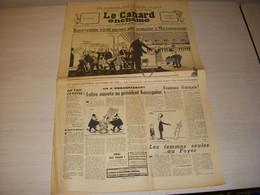 CANARD ENCHAINE 2406 30.11.1966 PICASSO Louis PRADEL MEDECINS Contre BEATNIKS - Politics