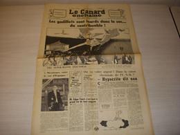 CANARD ENCHAINE 2408 14.12.1966 Maurice DRUON RAIMON La GRANDE VADROUILLE OURY - Politics